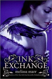 Ink Exchange by Melissa Marr book cover