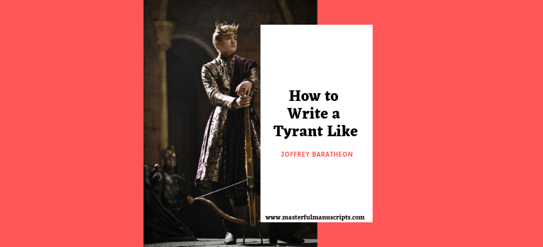 How to Write a Tyrant Featured Image