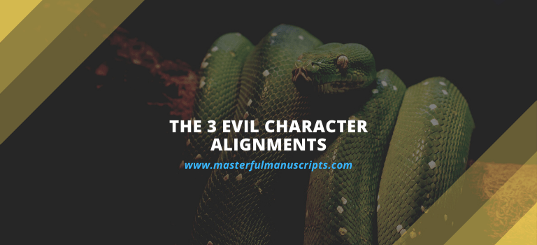 evil alignments header